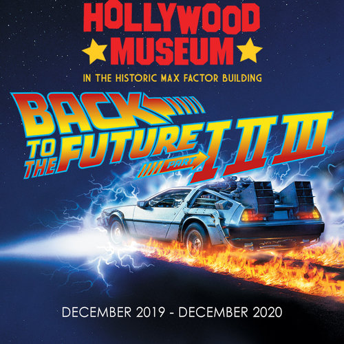 The Hollywood Museum Presents Back to the Future Trilogy: The Exhibit