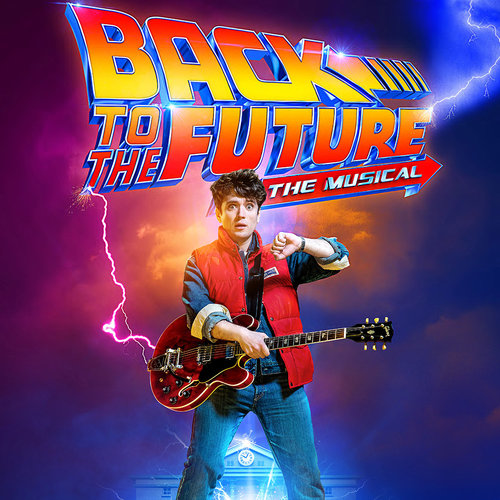 Back to the Future The Musical opens in the West End at the Adelphi Theatre, London — previews from May 14, 2021
