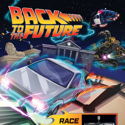 Insight Editions Presents Back to the Future: Race Through Time
