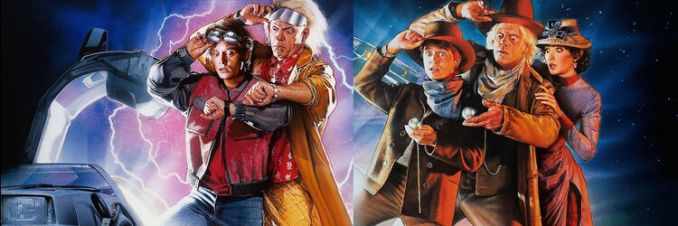 Public campaign launched to nominate 'Back to the Future' sequels to National Film Registry