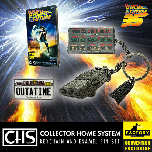 CONTEST - Enter to win Factory Entertainment's Back to the Future SDCC Exclusive!