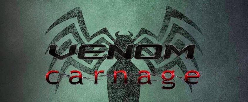 Venom Carnage Banner