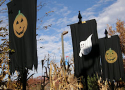 halloween-flags