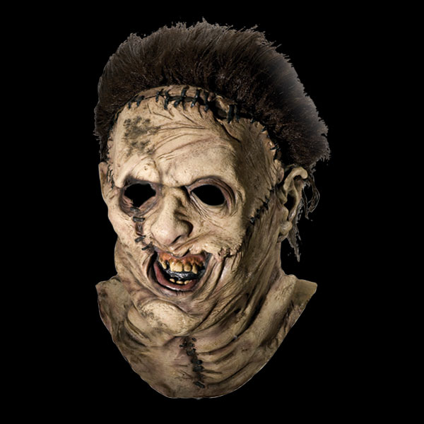mask leatherface deluxe