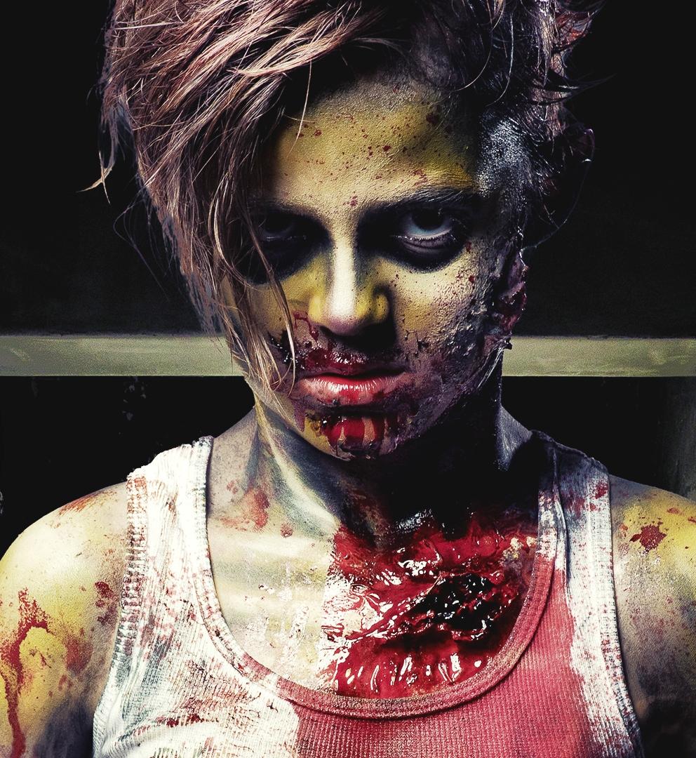 Zombie-boy-Halloween-Makeup-For-Kids