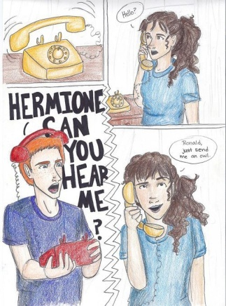 8dacb893e8f67bbd726b1fb1ae911755--harry-potter-memes-ron-and-hermione
