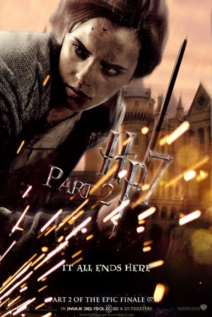 Harry Potter and The Deathly Hallows Part 2 HQ Posters And Wallpapers 8