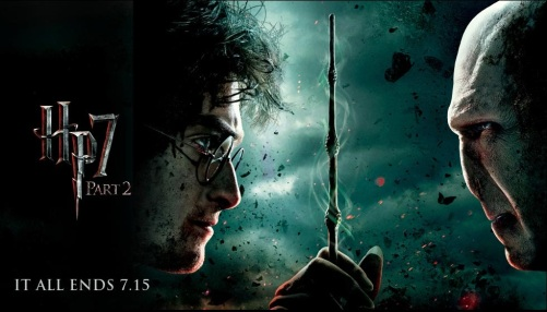 Harry Potter and the deathly Hallows Part 2 Movie 2011