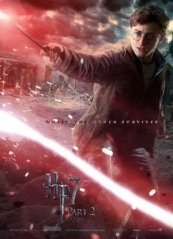 Harry Potter and the Deathly Hallows Part II (2011) poster - Daniel Radcliffe 6