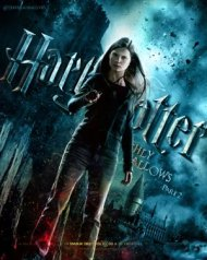 Harry Potter and the Deathly Hallows Part II (2011) poster - Ginny Weasley