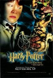 harry potter chamber secrets poster